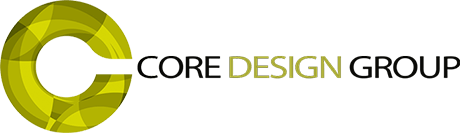 Core Design Group Mobile Retina Logo